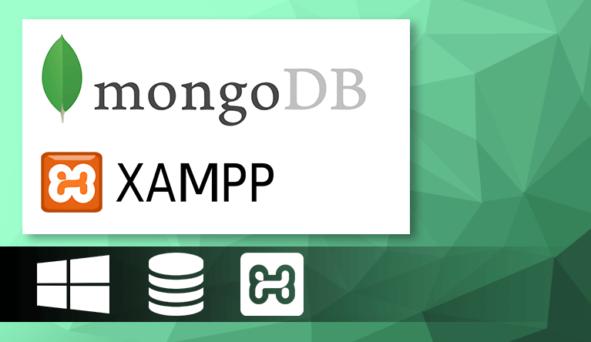 XAMPP z MongoDB