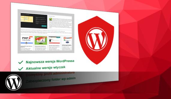 Bezpieczeństwo WordPressa